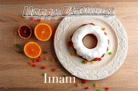 Imani Cakes