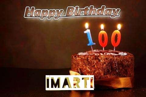 Imarti Birthday Celebration