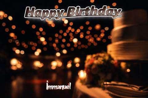 Immanuel Cakes