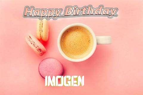 Happy Birthday to You Imogen