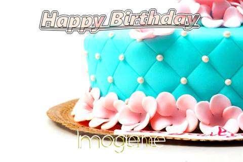 Birthday Images for Imogene