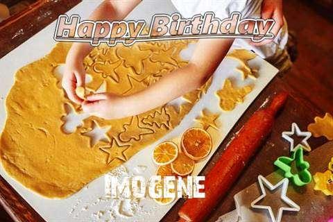 Imogene Birthday Celebration