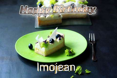 Imojean Birthday Celebration