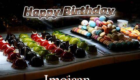 Happy Birthday Cake for Imojean