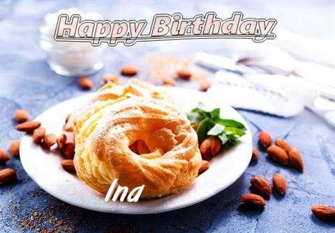 Ina Cakes