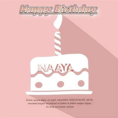 Happy Birthday Inaaya