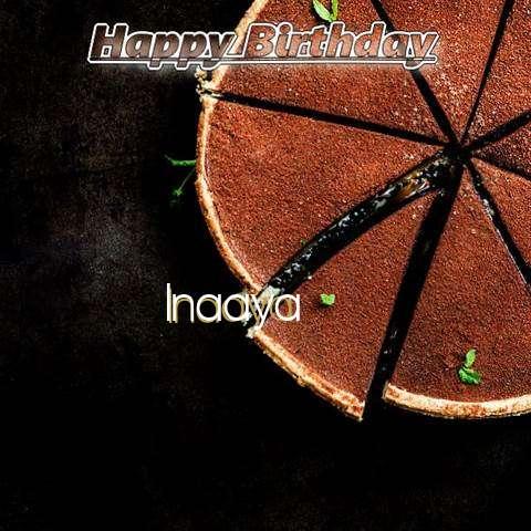 Birthday Images for Inaaya
