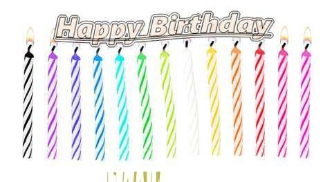 Happy Birthday to You Inaaya