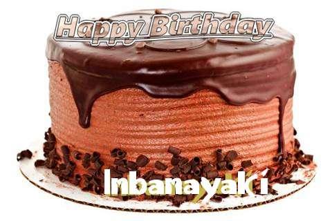 Happy Birthday Wishes for Inbanayaki