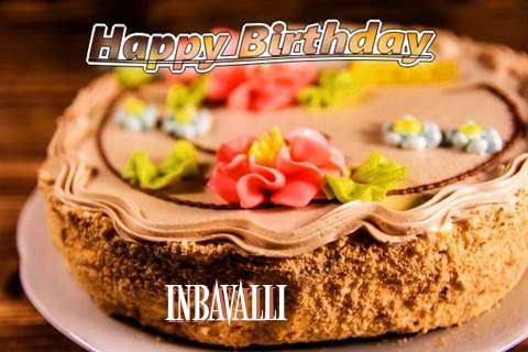 Happy Birthday Inbavalli