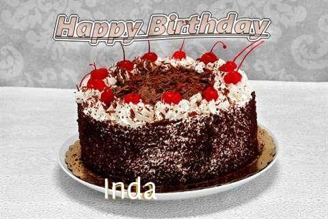 Happy Birthday Inda