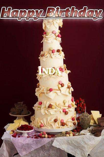 Inda Cakes