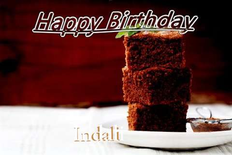 Birthday Images for Indali