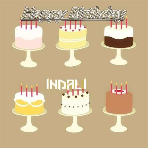 Indali Birthday Celebration