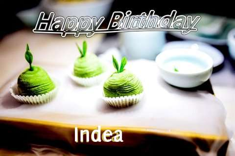 Happy Birthday Wishes for Indea