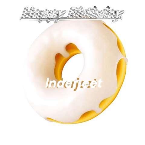 Birthday Images for Inderjeet
