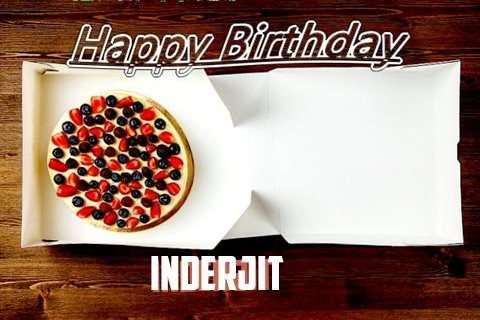 Happy Birthday Inderjit