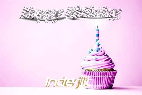 Happy Birthday to You Inderjit