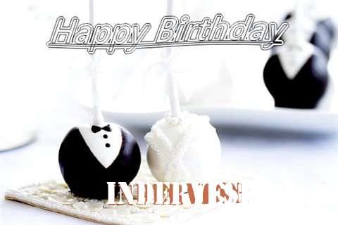Happy Birthday Indervesh