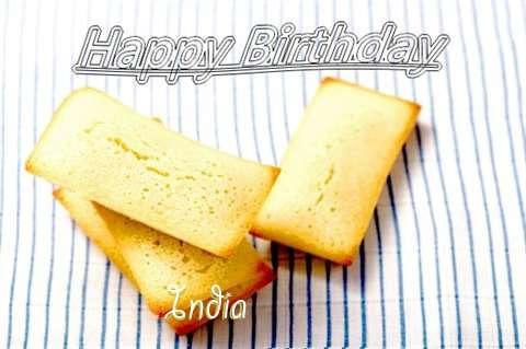 India Birthday Celebration