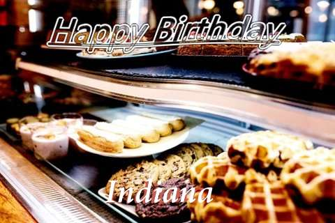 Birthday Images for Indiana