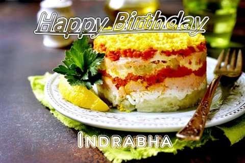 Happy Birthday to You Indrabha