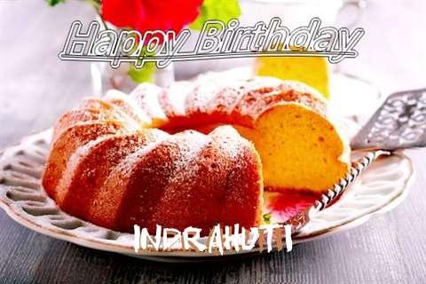 Indrahuti Birthday Celebration