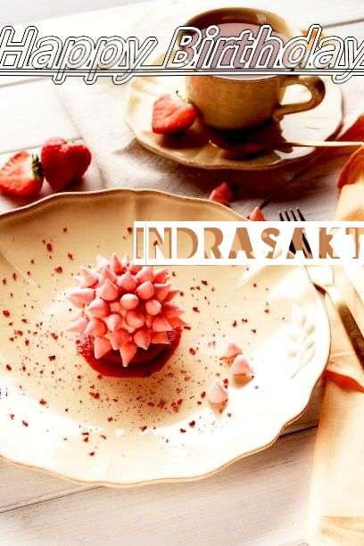 Happy Birthday Indrasakti