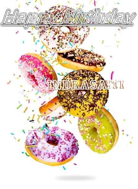 Happy Birthday Indrasakti Cake Image