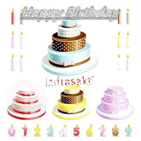 Happy Birthday Wishes for Indrasakti