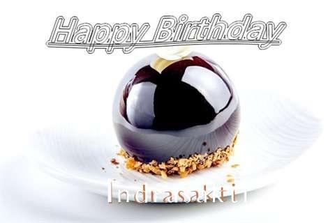Happy Birthday Cake for Indrasakti