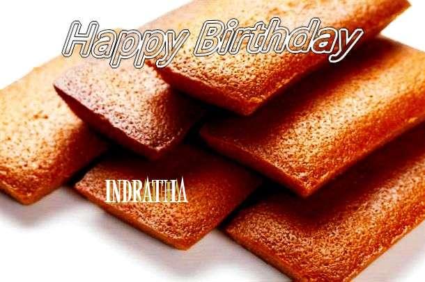 Happy Birthday to You Indratha