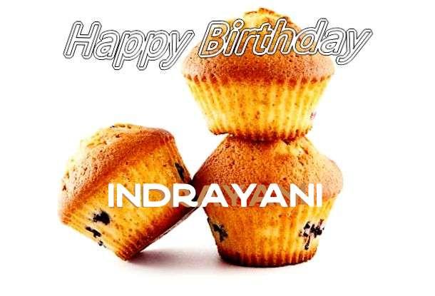 Happy Birthday to You Indrayani