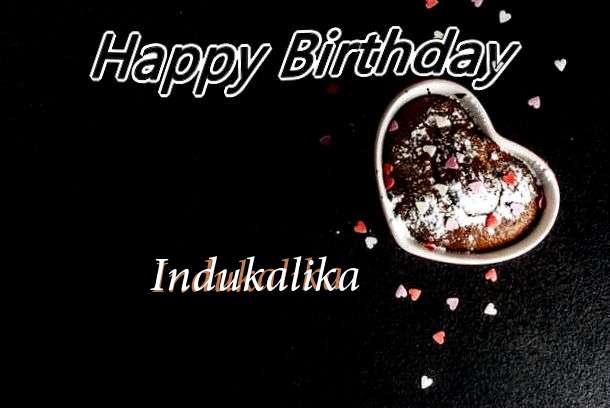 Happy Birthday Indukalika