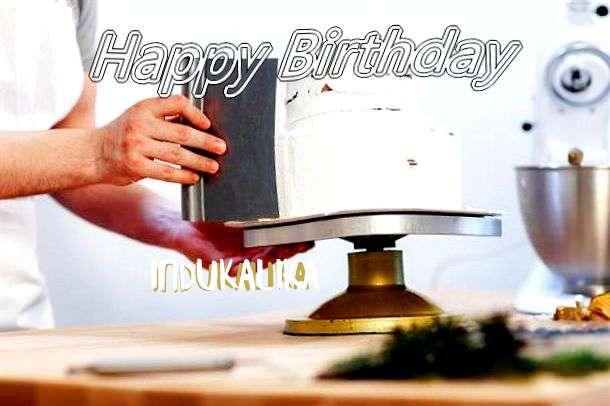 Birthday Wishes with Images of Indukalika