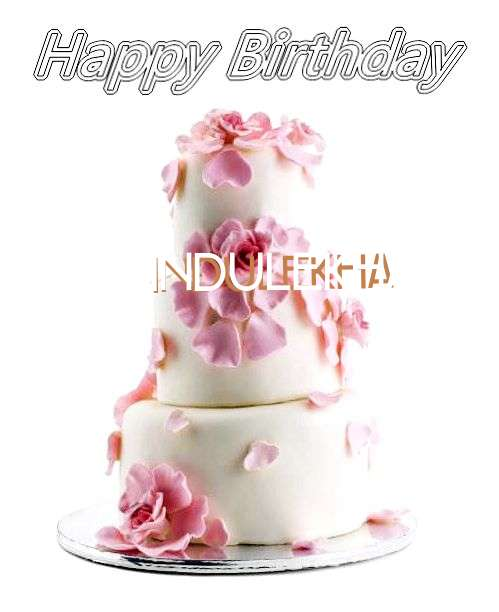 Birthday Wishes with Images of Indulekha
