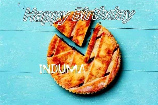 Induma Birthday Celebration