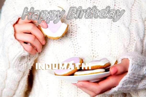 Happy Birthday Indumathi