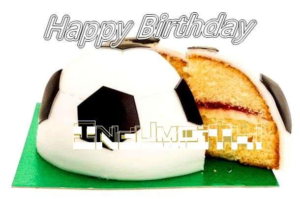 Birthday Wishes with Images of Indumathi