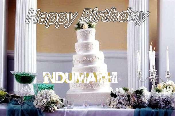 Birthday Images for Indumathi