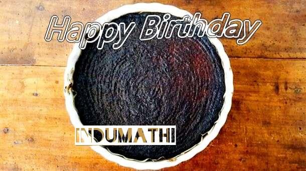 Happy Birthday Wishes for Indumathi