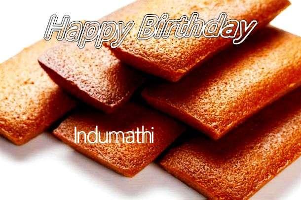 Happy Birthday to You Indumathi