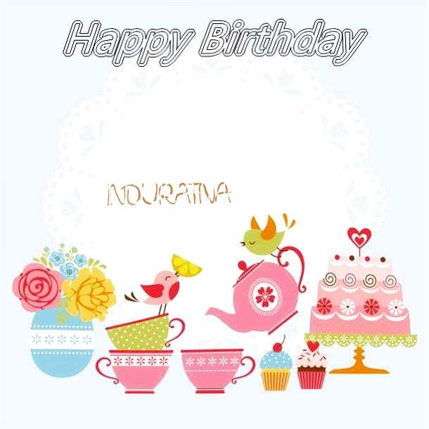 Happy Birthday Wishes for Induratna
