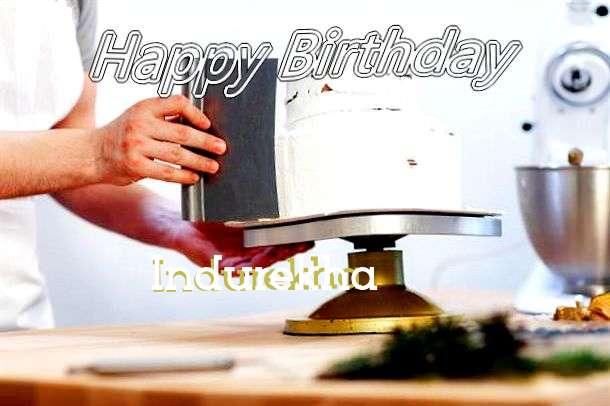 Birthday Wishes with Images of Indurekha