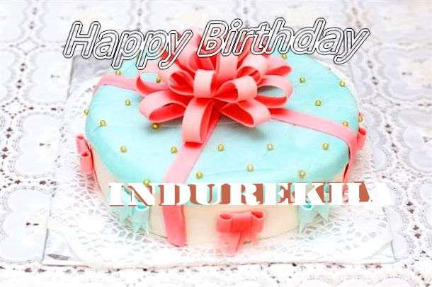 Happy Birthday Wishes for Indurekha