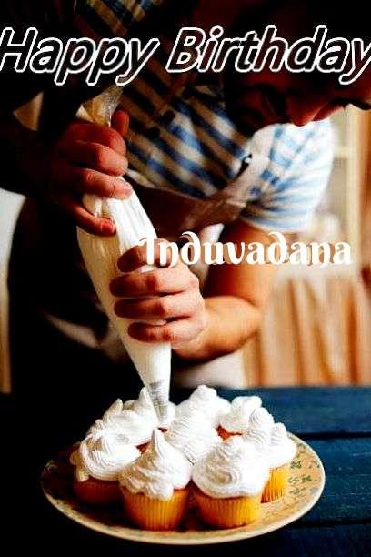 Birthday Wishes with Images of Induvadana