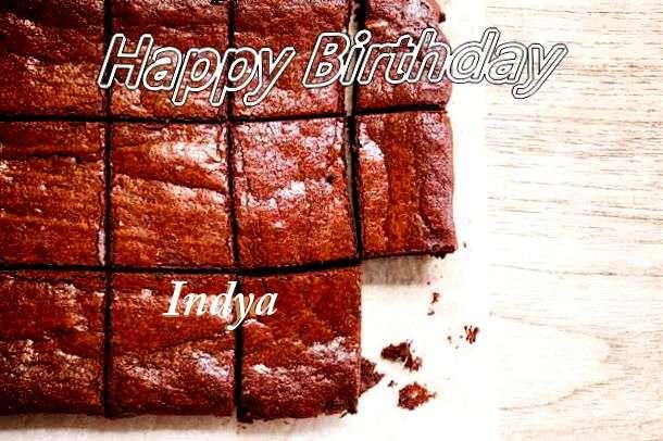 Happy Birthday Indya