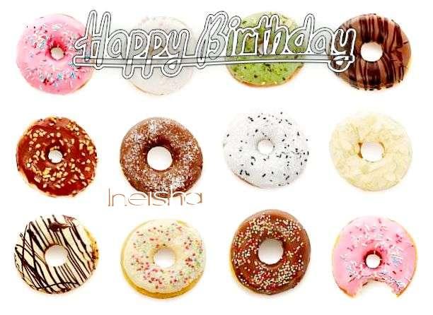 Birthday Wishes with Images of Ineisha