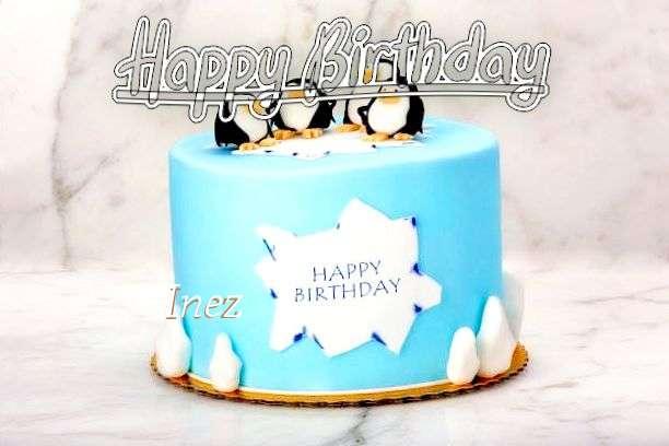 Happy Birthday Inez