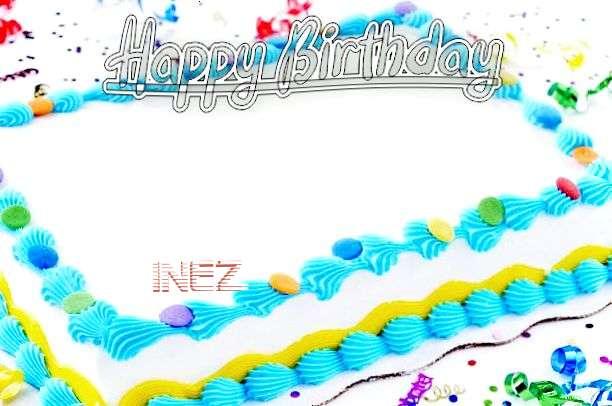 Inez Cakes